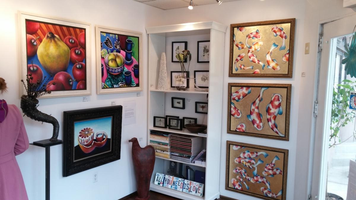 Mala Galleria in Philadelphia von innen
