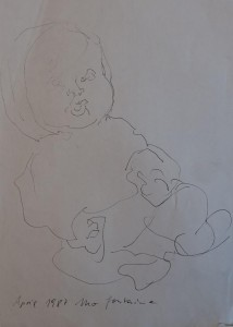 Baby-Puppe - Studie_50